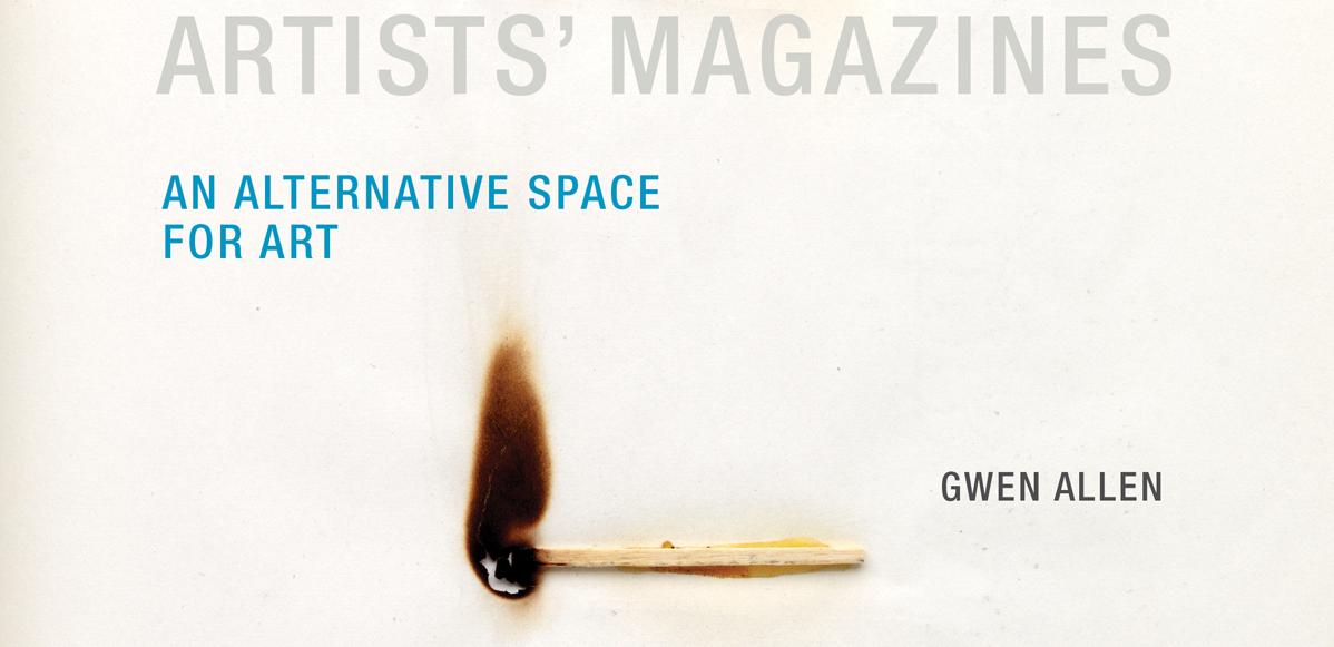Gwen Allen Artist Magazine cover cropped2