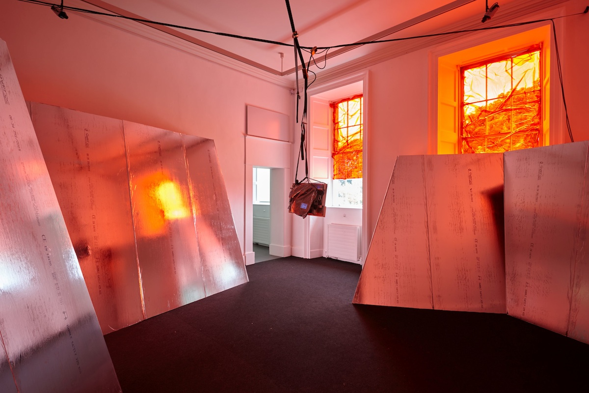 Dennis McNulty, I reached Inside myself through time, 2015, Dimensions variable, Collection IMMA, Purchase, Hennessy Art Fund for IMMA Collection, 2016. Image courtesy of IMMA.