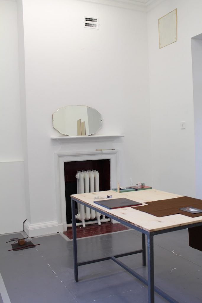 Frances O'Dwyer, installation view, image courtesy of the artist.