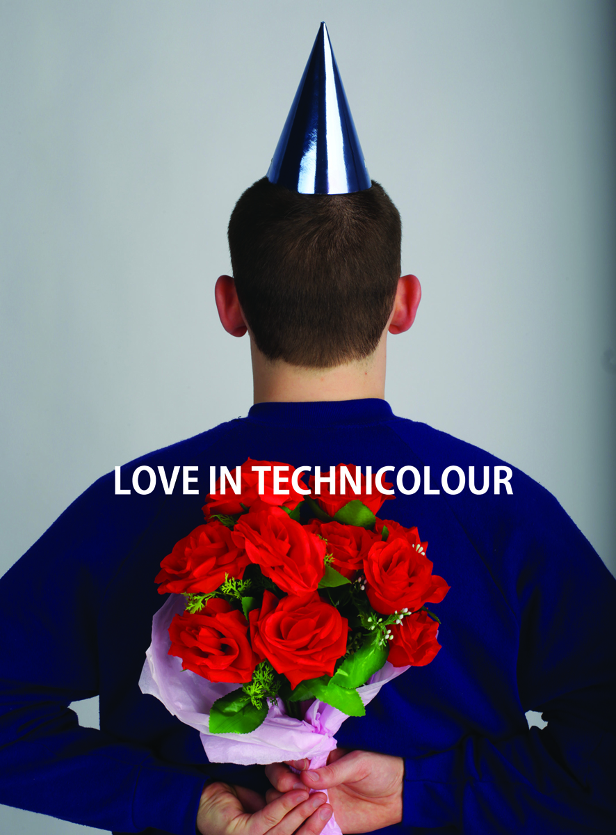 Kevin Smith, 'Love in Technicolour', image courtesy of the artist.