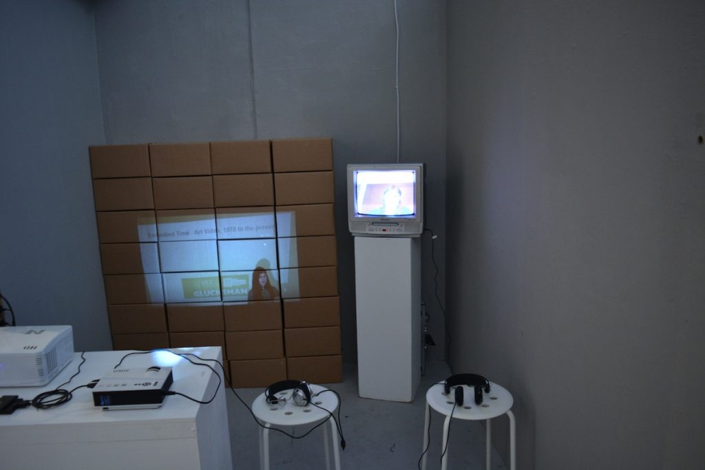 Siuán Ní Dhochartaigh, 'Gallery 287', installation view, image courtesy of the artist.