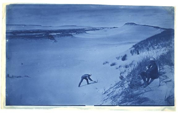 Charles Henry Turner, Sand Dunes, c1890