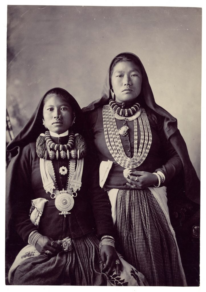 Unknown, Nepalese Women, c1890