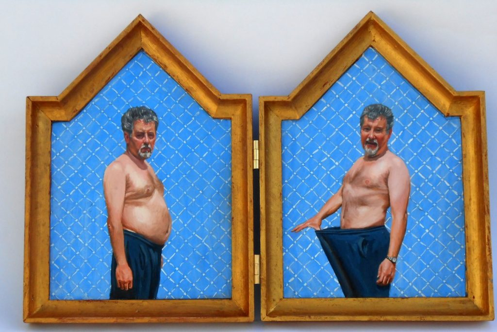 Paul MacCormaic, Before and After.