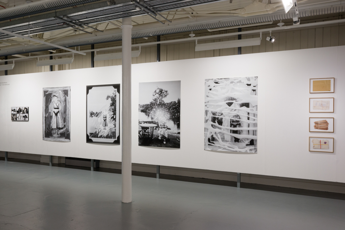 Catharsis Exhibition Install images  © Belfast Exposed Photography