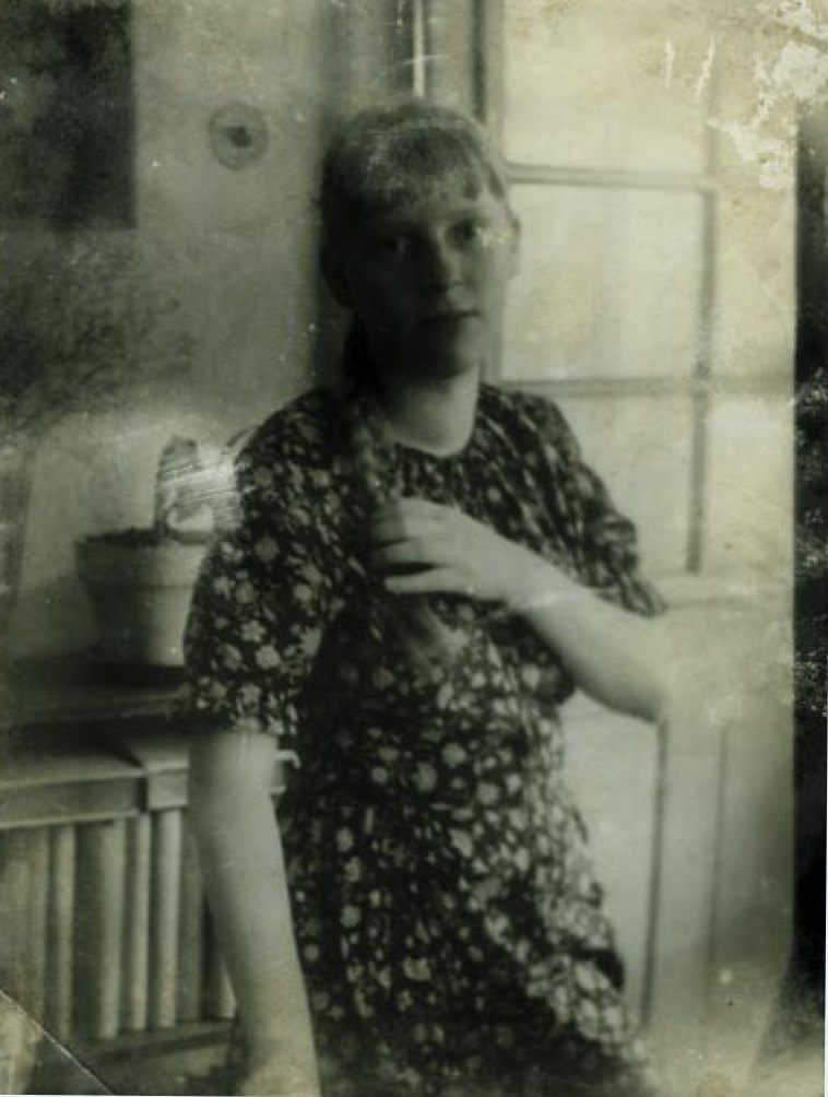 Miroslav Tichý: 7-6-96, photograph; courtesy the artist / Foundation Tichý Ocean