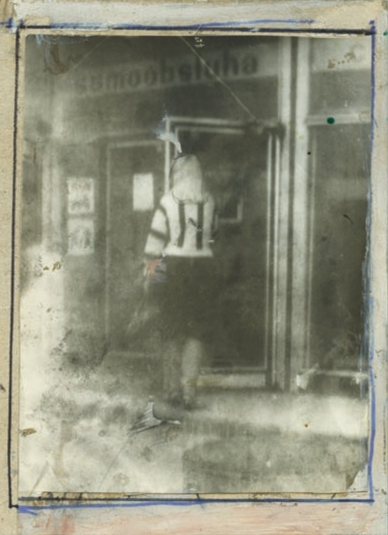 Miroslav Tichý: 7-12-76, photograph; courtesy the artist / Foundation Tichý Ocean
